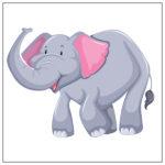 Suda the painting elephant