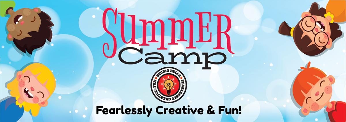 Summer Camp at Studio Bella